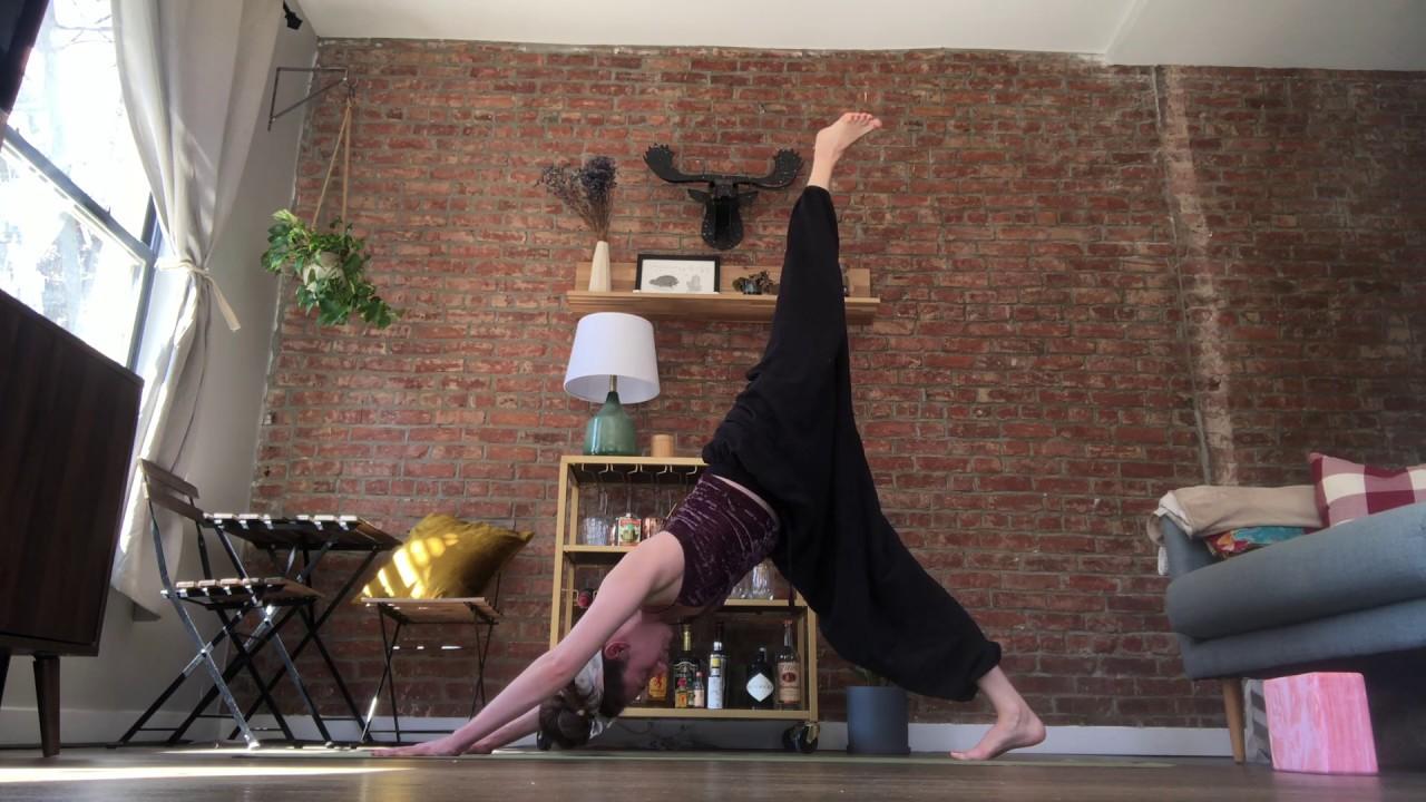 MAC Midtown Yoga| Hatha style practice w/focus on hip ...