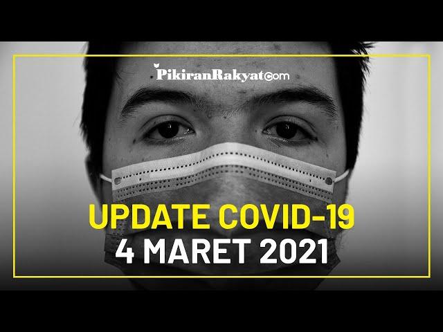 BREAKING NEWS: Update Kasus Corona di Indonesia per 4 Maret 2021, +7.264 Orang Positif