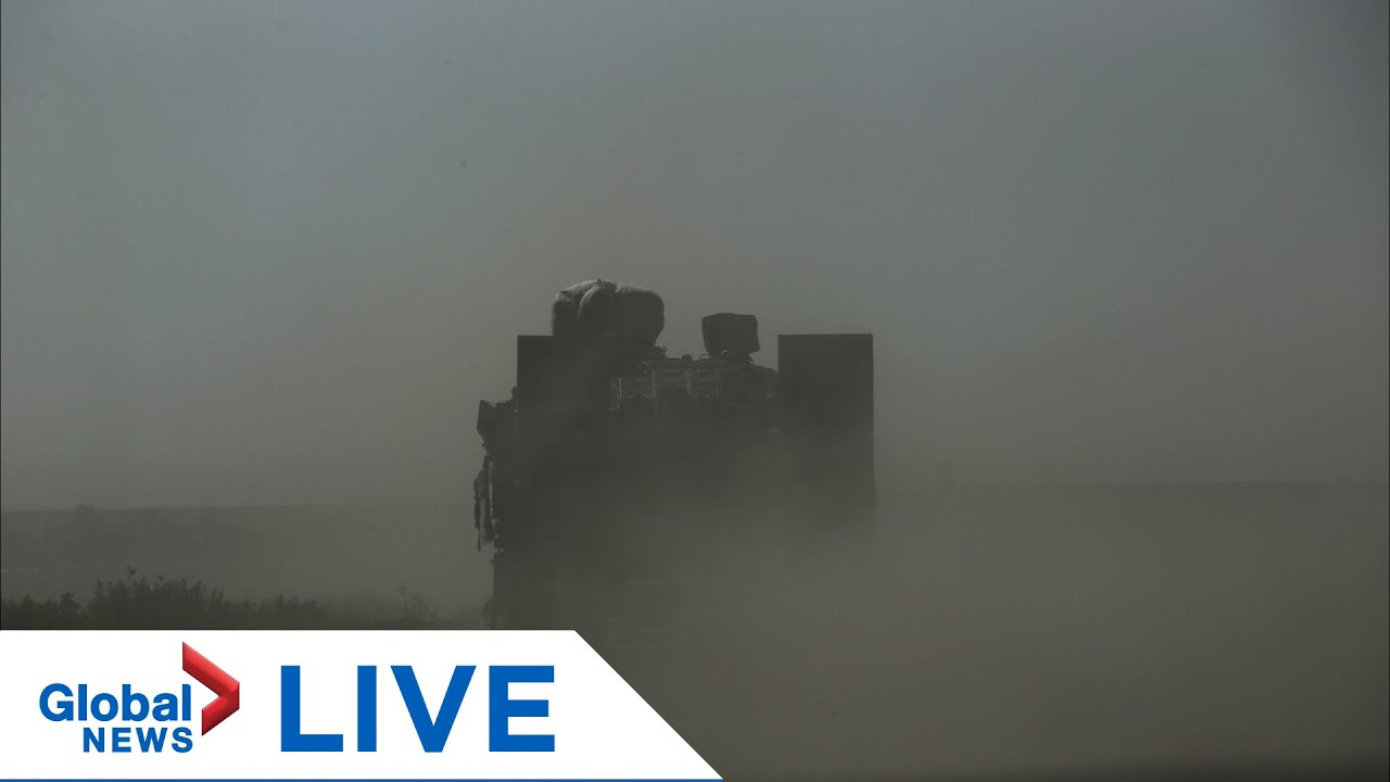 Turkish forces capture key Syrian border town | LIVE