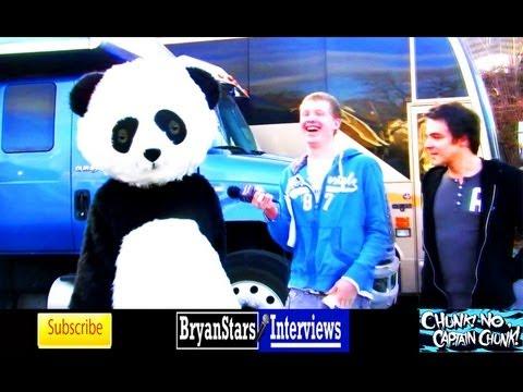Chunk! No, Captain Chunk! Interview #2 Bertrand Poncet & Panda 2012
