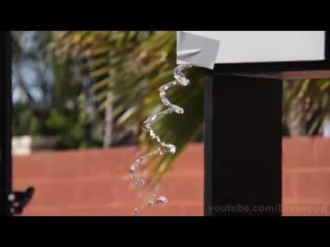 La cymatique - L'expérience du son créateur de la forme sur l'eau