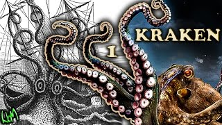 All About : Kraken - Mythical Creatures (Part 1 of 2) MONSTER
