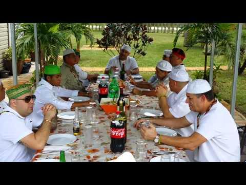 Mesa del,Yorye de mis ahijados, Ba ejiogbe y Osa kuleya, mi ifa ...