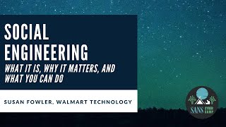 Social Engineering: What It Is, Why It Matters, and What You Can Do