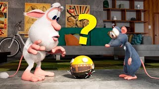 Booba - All episodes with Loola the Mouse (🐭) Funny cartoons for kids - Booba ToonsTV