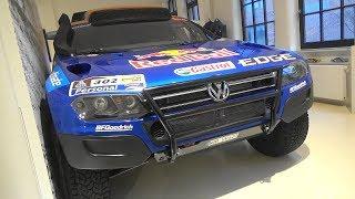 Volkswagen Race Touareg 3 Videos
