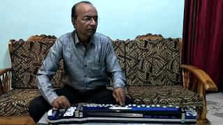 Ek Hasina Thi (KARZ) Cover on Banjo By Ustad Yusuf Darbar 7977861516 Arshad Darbar