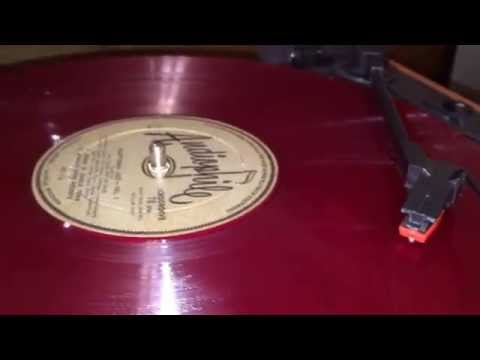 Audiophile Label 78rpm Traditional Jazz Record