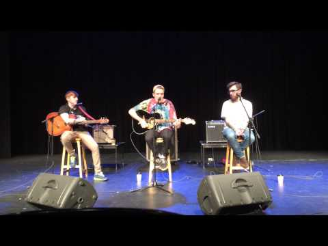 Neck Deep - Head To The Ground Live Acoustic at Yale College/Coleg Cambria Wrexham
