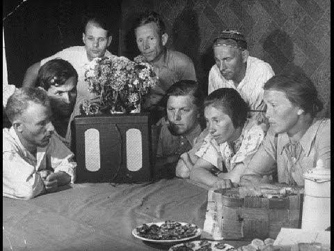 Stalin's radio broadcast to the Soviet people (3 July 1941)