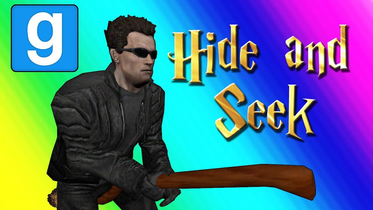 gmod hide and seek harry potter edition garry 39 s mod doovi. Black Bedroom Furniture Sets. Home Design Ideas