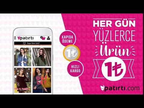 Patırtı.com 1TL Günleri Başladı - 20 Kasım TV Reklamı