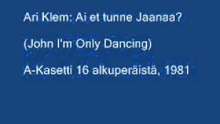 Ari Klem - Ai et tunne Jaanaa?