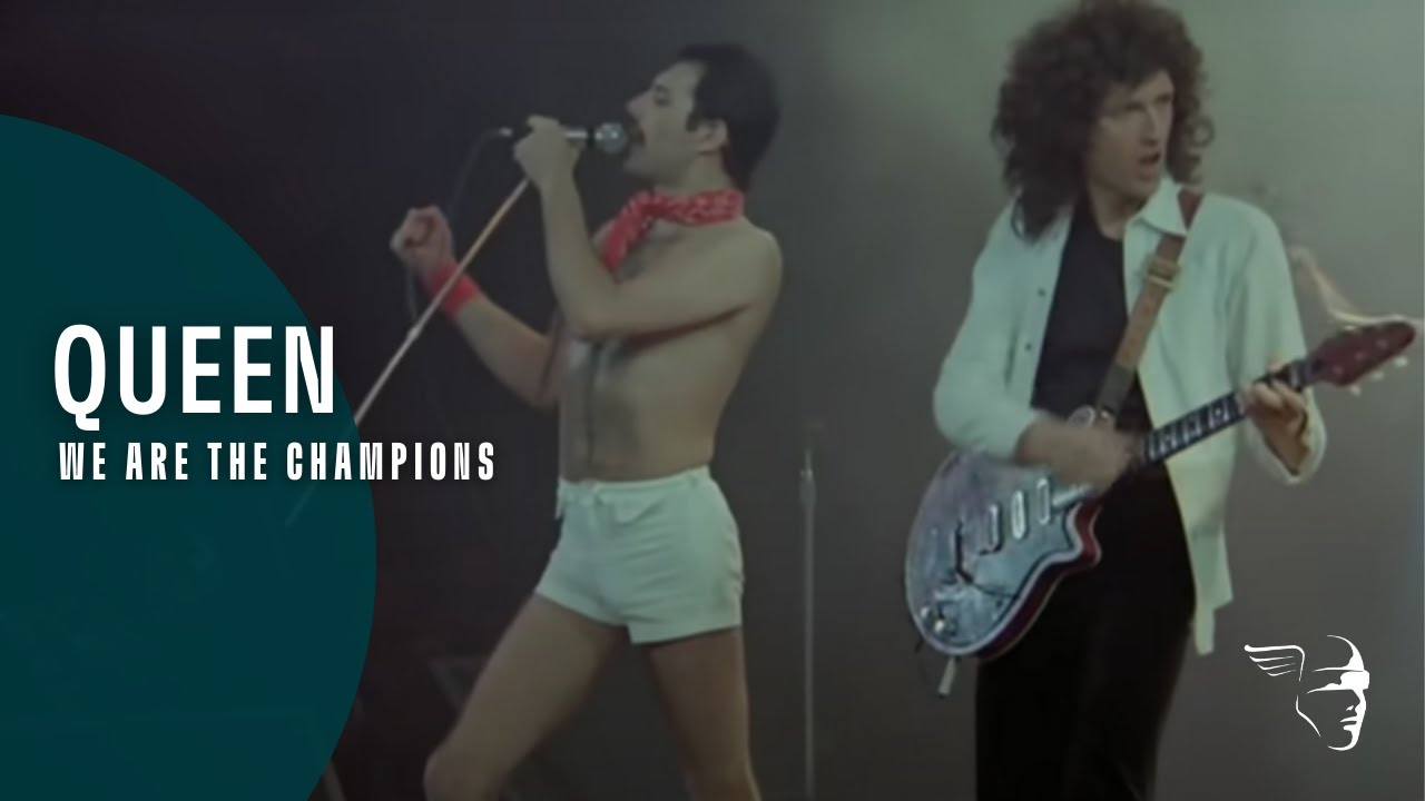 Queen We Are The Champions Rock Montreal Youtube