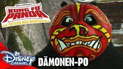 KUNG FU PANDA - Clip: Dämonen-Po | Disney Channel