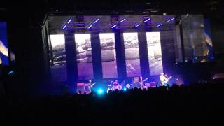 Tragically Hip - Toronto - Feb 19, 2015 - Pigeon Camera