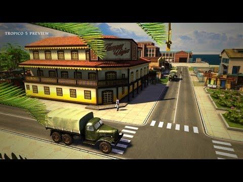 Tropico 5 Sandkasten