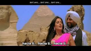 Teri Ore - Singh is Kinng - Subt Español [HD]