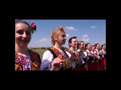 Bulgarian Folklore Dance Flash mob in London 2018 / Български Фолклорен Танцов Флашмоб в Лондон 2018