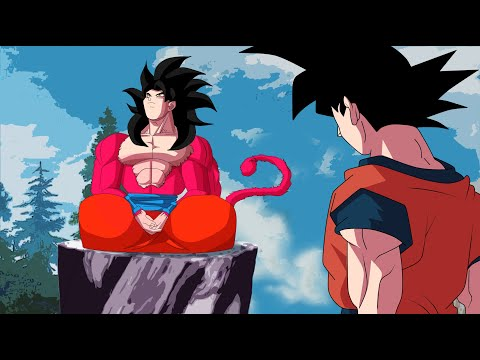 GOKU ALTERNATIVO A VERSÃO MAIS PODEROSA (Goku Vs Goku) - Dragon Ball Super