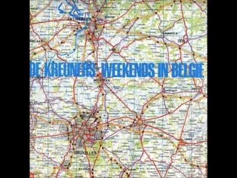 De Kreuners Weekends in België 1984 IK HEB JE NODIG