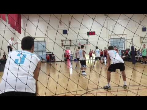 Brian Kessler Junior Boys Classic Volleyball Highlights