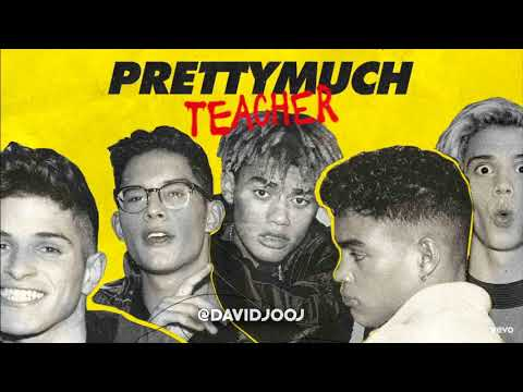 PRETTYMUCH - Teacher | Instrumental (Remake)