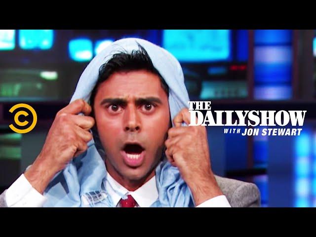 The Daily Show - Minhajs Muslim Makeover