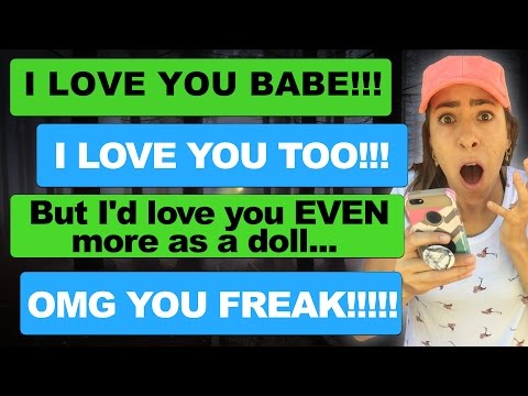 MY BOYFRIEND WANTS TO MAKE ME A DOLL!!(TAP Horror Stories | Perfectly Preserved)