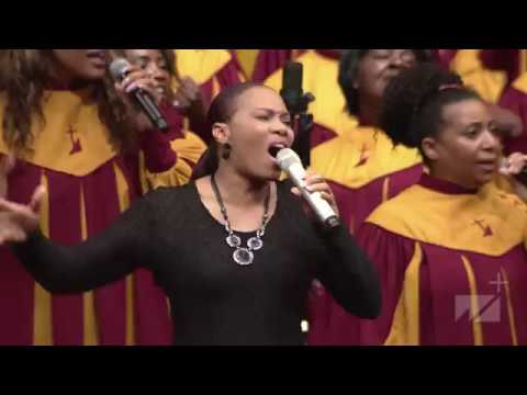 """West Angeles Mass Choir """"Because of the Blood"""""""