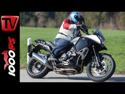 2015 | Honda VFR1200X Crosstourer Test - DCT Doppelkupplungsgetriebe