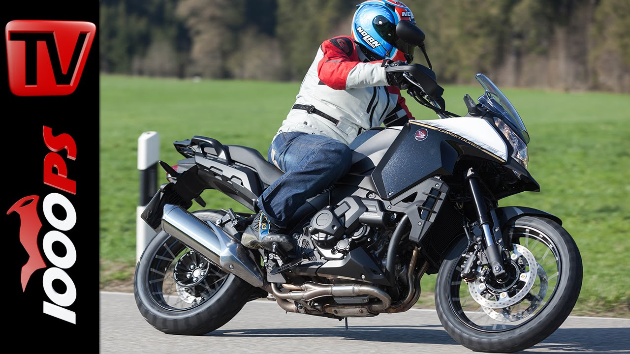 Video: 2015 | Honda VFR1200X Crosstourer Test - DCT ...