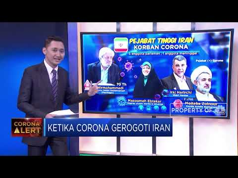 Ketika Corona Menggerogoti Negara Syiah Iran [Video]