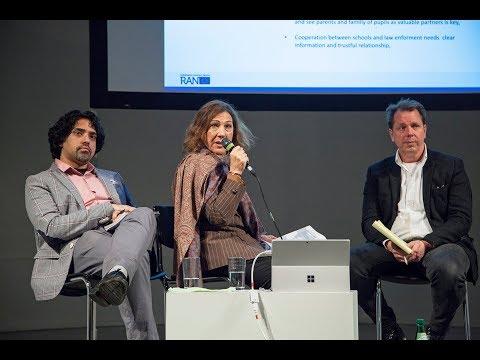 DNL #12: TERROR FEEDS. Panel with Tufyal Choudhury, Sindyan Qasem, Michèle Hassen and John Goetz