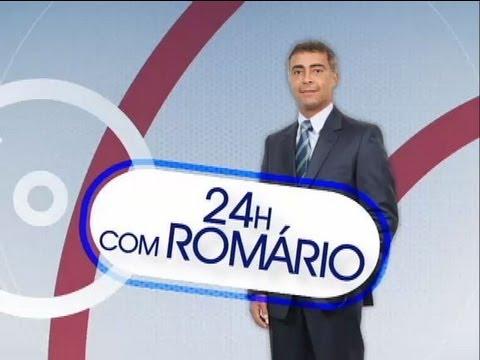 Programa Da Tarde Passa 24 Horas Com Romário