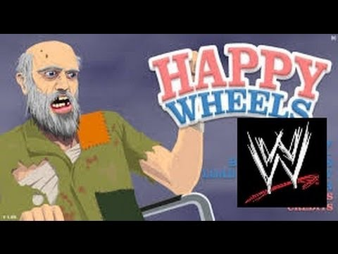 Black And Gold Games Happy Wheels Wwe Levels