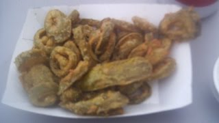 Deep Fried Pickled Jalapeno Slices (albion Fair)