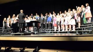 5/16/13 - Concert Choir - You