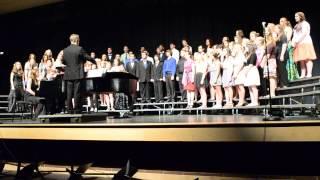 5/16/13 - Concert Choir - You