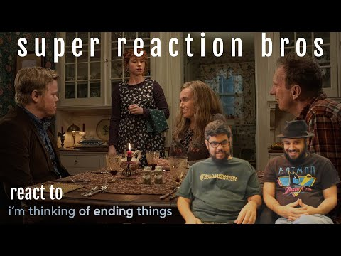 SRB Reacts to I'm Thinking of Ending Things | Official Trailer