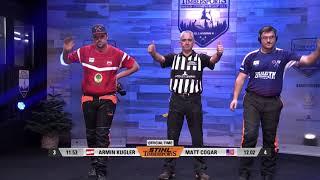 2017 STIHL TIMBERSPORTS® Individual World Championship