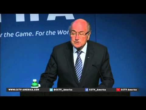 Corruption marred football's governing body in 2015