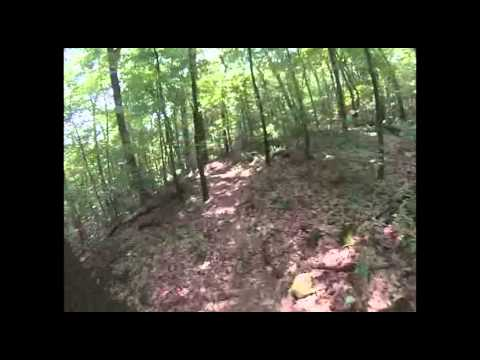 West Branch State Park Ohio Mountain Bike Trails Youtube