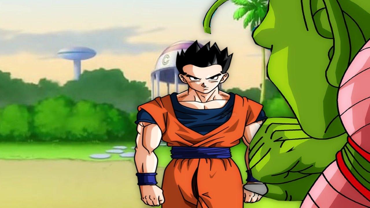 Dragon Ball Super Episode 88 - Gohan Vs Piccolo Training ...