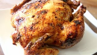 Honey Roasted Chicken - Cooked by Julie episode 301