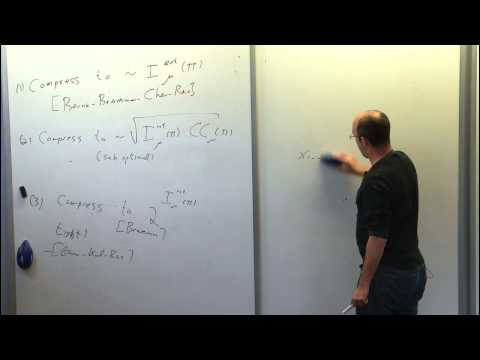 Information Theory in Computational Complexity III
