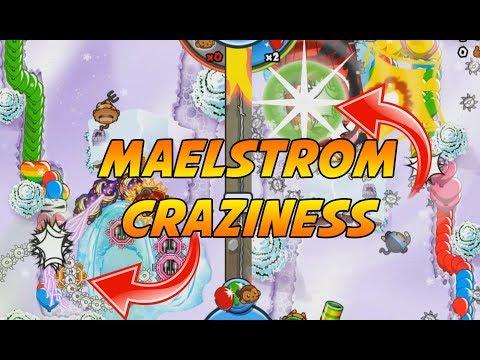 HUGE YOUTUBE DRAMA - Maelstroms Everywhere! - Bloons TD Battles