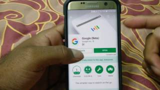 How To INSTALL Google Assistant On S8 S7 Edge S5 S6 Any Android Devices Having Android 6 7 NO ROOT