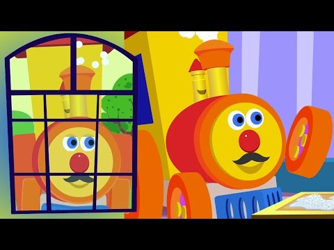 Johny Johny sì papà | filastrocche | Ben The Train | Poetry For Toddlers | Johny Johny Yes Papa