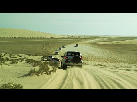 Desert Safari - Inland Sea Qatar HD 1080p